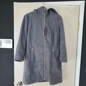 Soia and Kyo Wool Jacket Grey